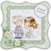 Wee Stamps Topper Sheet 21cm x 31cm -Love Me Do