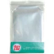 Avery Elle Stamp & Die Storage Pockets 25/Pkg-Clear