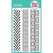 Avery Elle Clear Stamp Set 10cm x 15cm -Link It Up