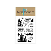 Paper Smooches Clear Stamps 10cm x 15cm