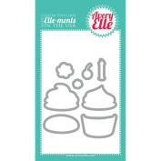 Elle-Ments Dies-Cupcakes