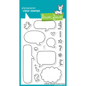 Lawn Fawn Clear Stamps 10cm x 15cm -A Birdie Told Me