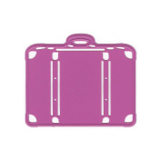 Joy! Crafts Cut & Emboss Die-Travel Suitcase, 5.7cm x 4.4cm
