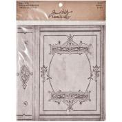 Idea-Ology Worn Cover, 13cm x 18cm , Diary