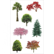 Mrs. Grossman's Stickers-Trees In Nature