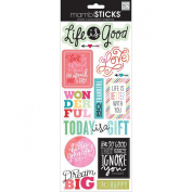 Sayings Stickers-Life Is Good