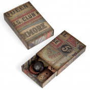 Sizzix Movers & Shapers Large Base Die By Tim Holtz 15cm x 22cm -Matchbox