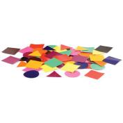Stick-A-Licks 300/Pkg-2.5cm Squares, Circles & Triangles