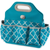 We R Memory Keepers Tote Bag, 13.5 by 33cm by 14cm , Aqua Multi-Coloured