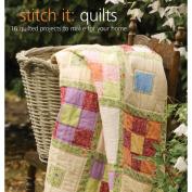 Leisure Arts-Stitch It: Quilts
