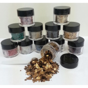 Mica Flake Collection 3g 12/Pkg