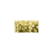 Cupped Sequins 8mm 200/Pkg-Gold