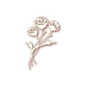 Wild Rose Studio Specialty Die 7cm x 12cm -Rose Bunch