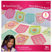 American Girl Fancy Fold And Cut Banner Kit