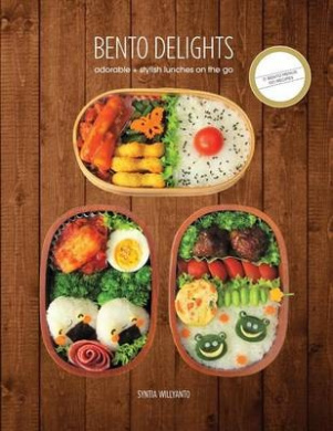 Bento Delights: Adorable . Lunches on the Go