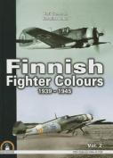 Finnish Fighter Colours 1939-1945. Volume 2