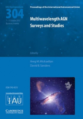 Multiwavelength AGN Surveys and Studies (IAU S304) (Proceedings of the International Astronomical Union Symposia and Colloquia)