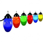 Giant Chrismas Bulb Six Globe String Light Set - 1661-10521