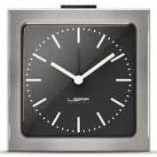 Block Index Alarm Clock Leff Amsterdam Colour