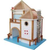 Home Bazaar Lake House Birdhouse - HBK-1011