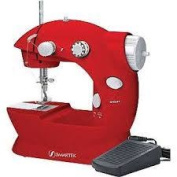Smartek USA RX-08 Mini Sewing Machine with Pedal