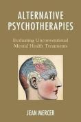 Alternative Psychotherapies