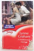 A Mediterranean Marriage [Paperback]