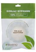 Pure konjac sponge for all skin types