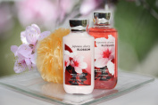 Japanese Cherry Blossom Shower Gel and Body Lotion
