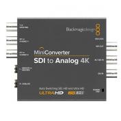 Blackmagic Design Mini Converter | SDI to Analogue 4K