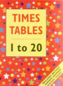 Times Table 1 to 20 (Floor Book)