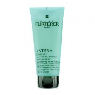 Astera High Tolerance Sensitive Shampoo (For Sensitive Scalp), 200ml/6.76oz
