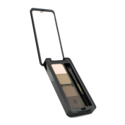 Eyebrow Kit (3x Powder, 1x Highlighter, 1x applicator) - # 00 Universel, 4g/0.14oz