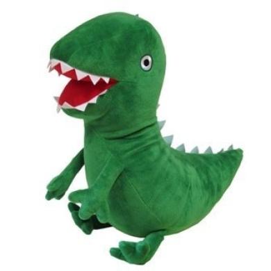 1 x Peppa Pig Georges Dinosaur Baby Toys Peppa Pig Plush Doll DDStore