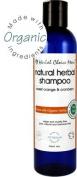 Herbal Choice Mari Shampoo m/w Organic Sweet Orange & Cranberry 236ml/ 8oz
