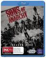 Sons of Anarchy: Season 5 [Region B] [Blu-ray]