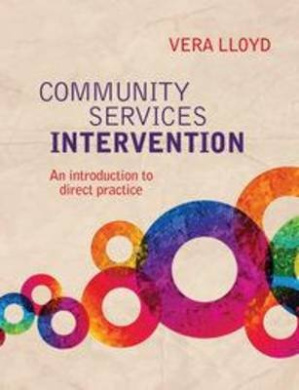 Community Services Intervention: An Introduction to Direct Practice