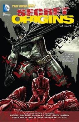 Secret Origins Vol. 1 (the New 52)
