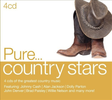 Pure... Country Stars [Digipak]