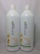Matrix Biolage SMOOTHPROOF Shampoo and Conditioner Litre Duo