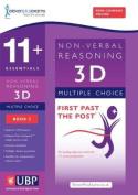 11+ Essentials 3D Non Verbal Reasoning for CEM
