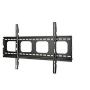 Mount-It! Low Profile Fixed Plasma & LCD TV Mount compatible with for for for for for for Samsung , Sony, LG, Panasonic TVs , Black