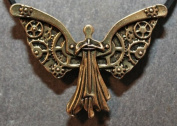 The Mortal Instruments City of Bone-clockwork Angel Necklace/pandant
