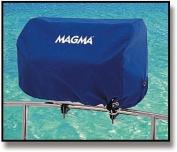 Magma Cover, Sunbrella and Monterey Grill