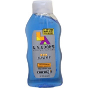 L. A. Looks, Activity Proof Power Gel, Mega X-treme Hold # 10+, 590ml