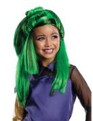 girls - kids-Monster High Jinafire Child Wig Halloween Costume