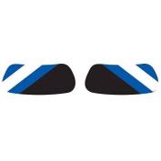 Blue and White Stripe EyeBlacksTM