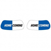 Blue and White Homecoming EyeBlacksTM