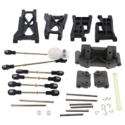 Traxxas 1/10 Nitro Stampede Pro .15 2WD * ARMS TIE RODS TURNBUCKLES HINGE PINS
