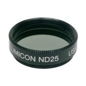 Lumicon Neutral Density filter ND25 25% Transmission - 3.2cm # LF1085